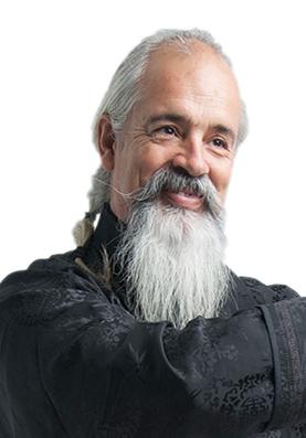A photo of Sifu George Michielsen
