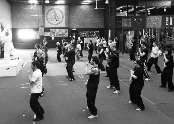 18 Lohan Training Session with Master John K Saw image