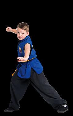Children's Kung Fu