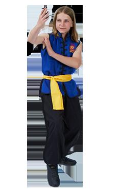 Teenagers Kung Fu
